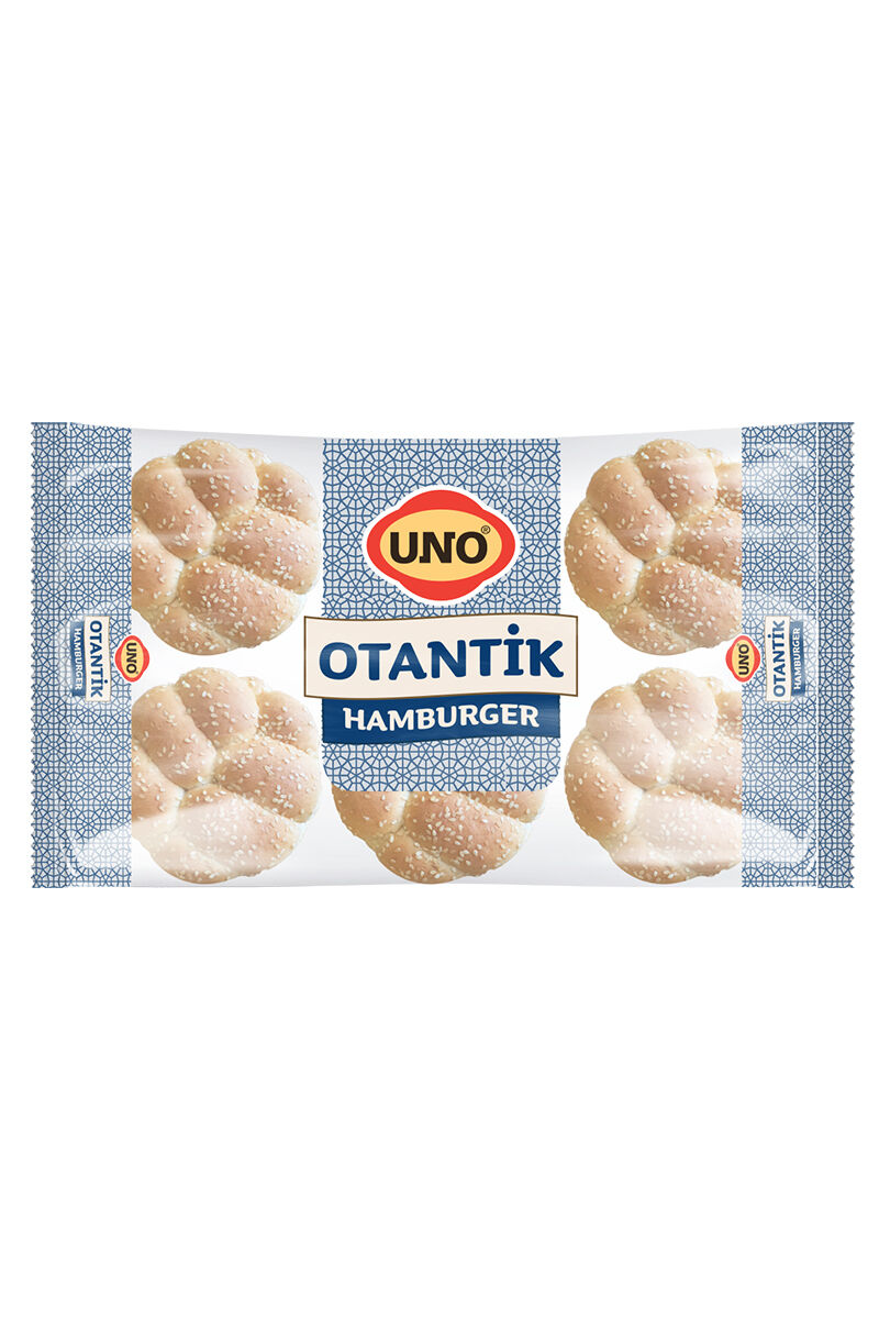 Image for Uno Otantik Hamburger 6'lı 312 Gr from Kocaeli