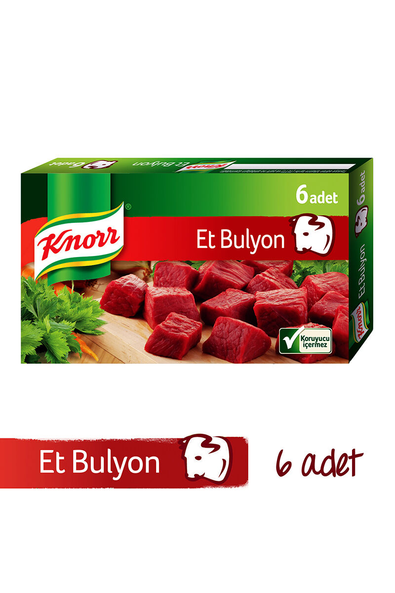 Image for Knorr Et Bulyon 60 Gr from Eskişehir