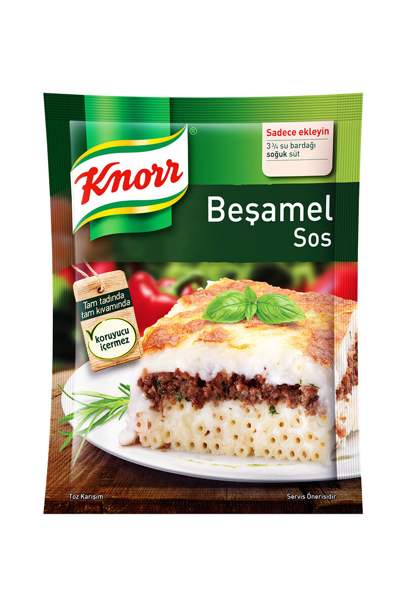 Image for Knorr Beşemal Sos 75 Gr from Eskişehir