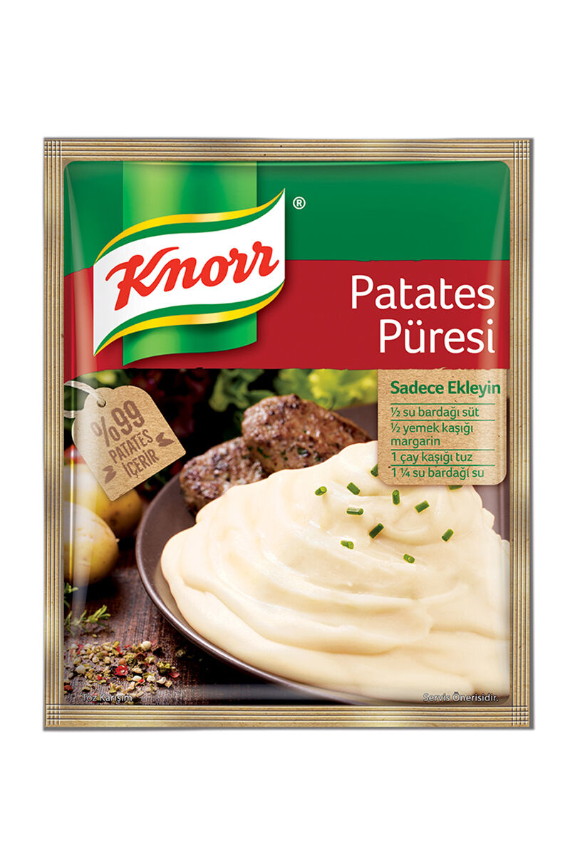 Image for Knorr Patates Püresi 60 Gr from Eskişehir