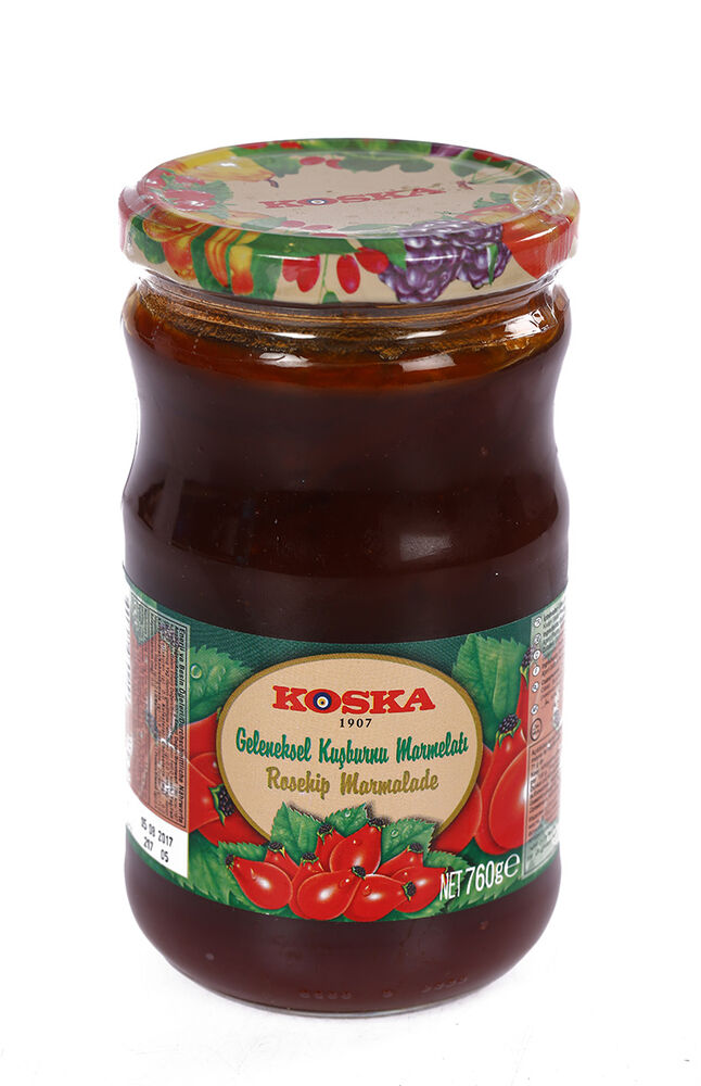 Image for Koska Kuşburnu Marmelatı 760 Gr. from Bursa