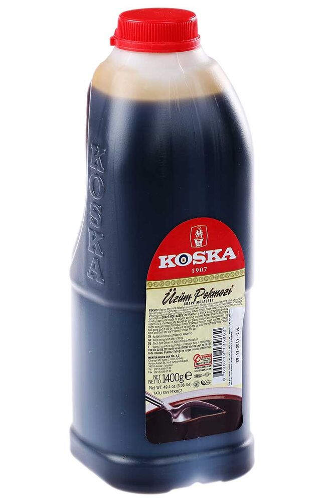 Image for Koska Pekmez 1400Gr Bidon from Kocaeli