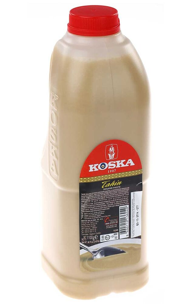 Image for Koska Tahin 1100Gr Bidon from Bursa