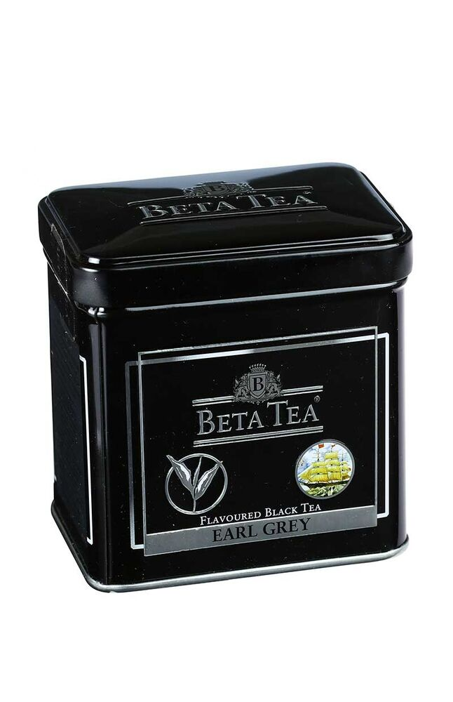 Beta Earl Grey 100 Gr Teneke