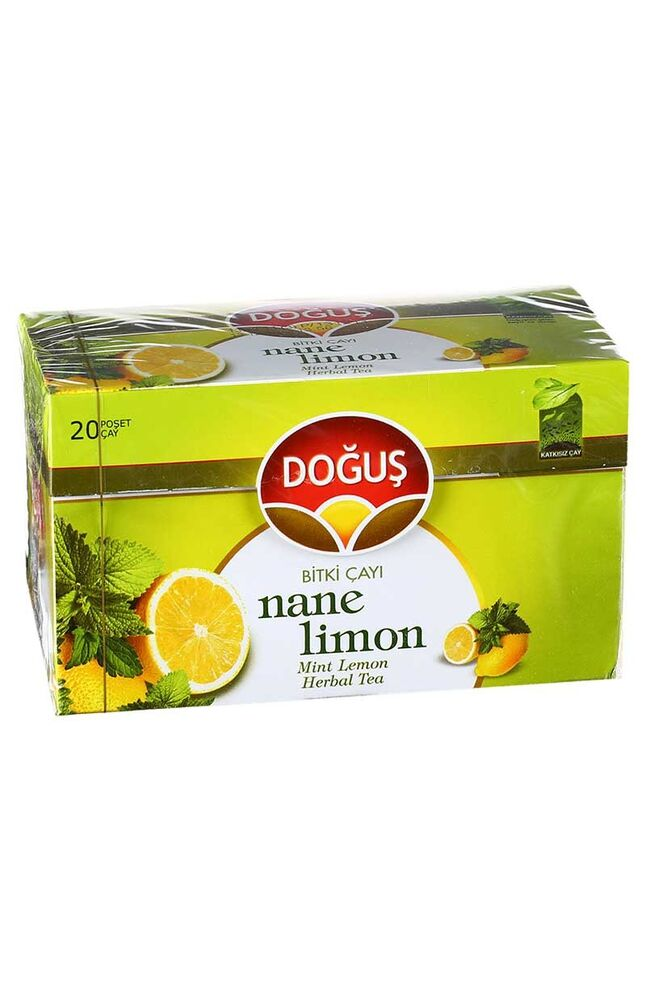 Image for Doğuş Nane Limon Çayı 20'Li from Bursa