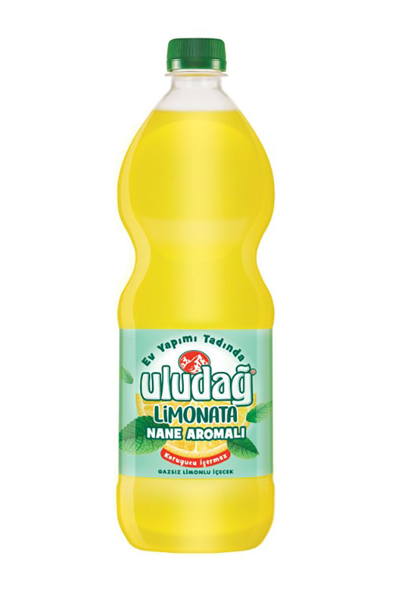 Image for Uludağ Limonata Nane Aromalı 1 Lt Pet from Kocaeli