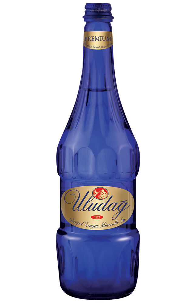 Image for Uludağ Premium Maden Suyu 750 Ml from Kocaeli