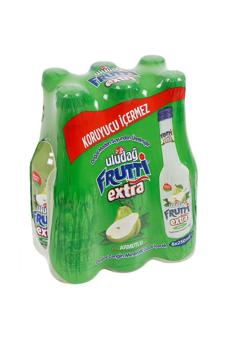Image for Frutti 6X250Ml Extra Armutlu from Kocaeli