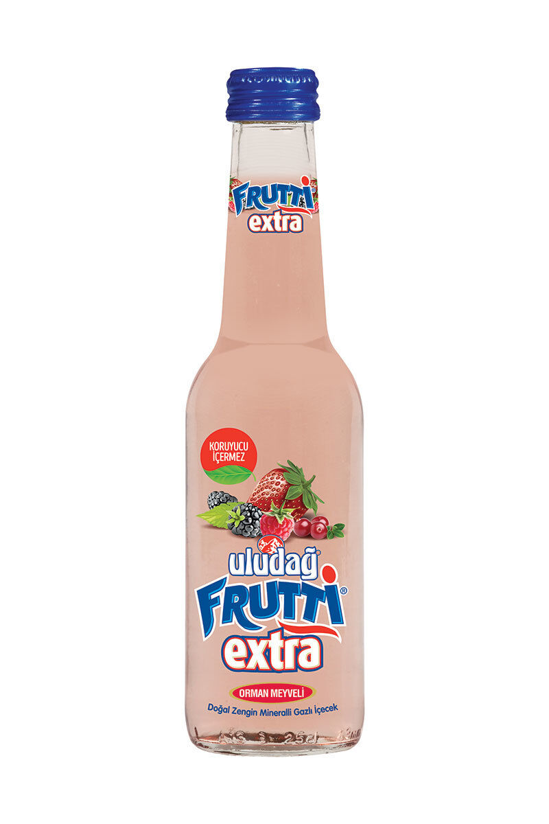Image for Frutti 250Ml Extra Orman Meyveleri from Bursa