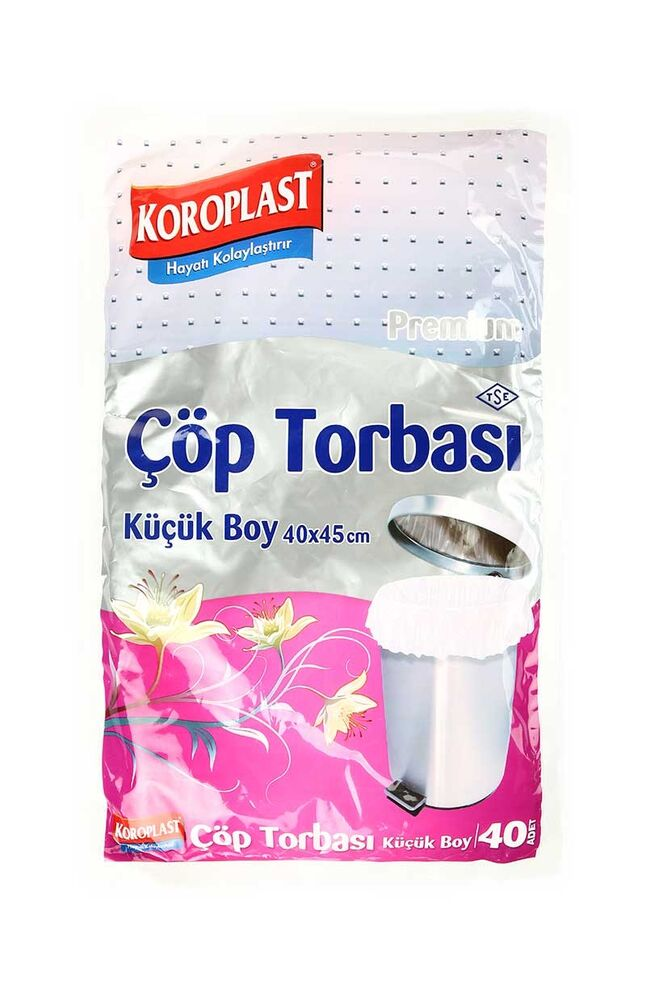 Image for Koroplast Çöp Torbası Mini Boy from İzmir