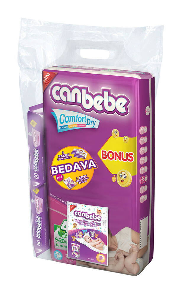 Image for Canbebe Bonus Maxi Plus from İzmir
