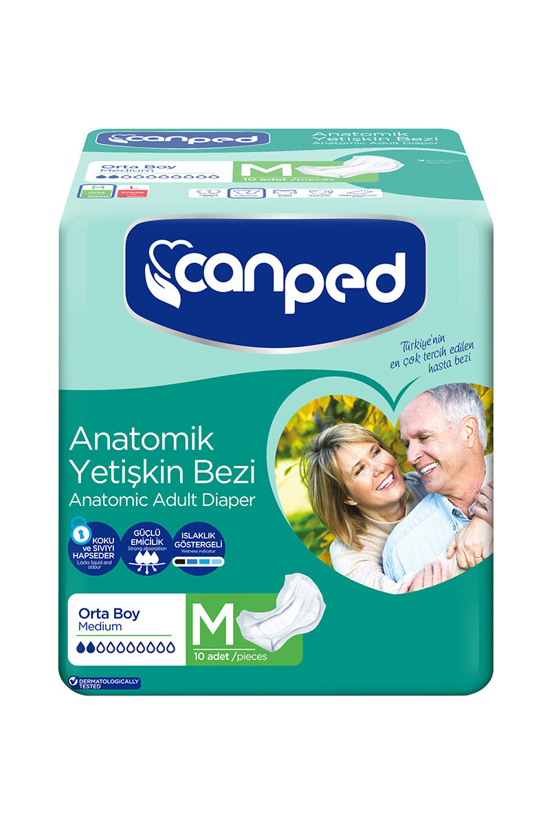 Image for Canped Normal Hasta Bezi Orta from Antalya