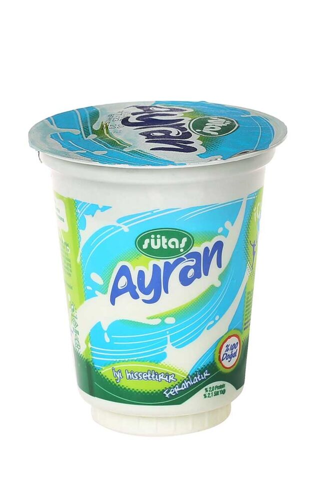 Image for Sütaş Ayran 300 Ml from Antalya