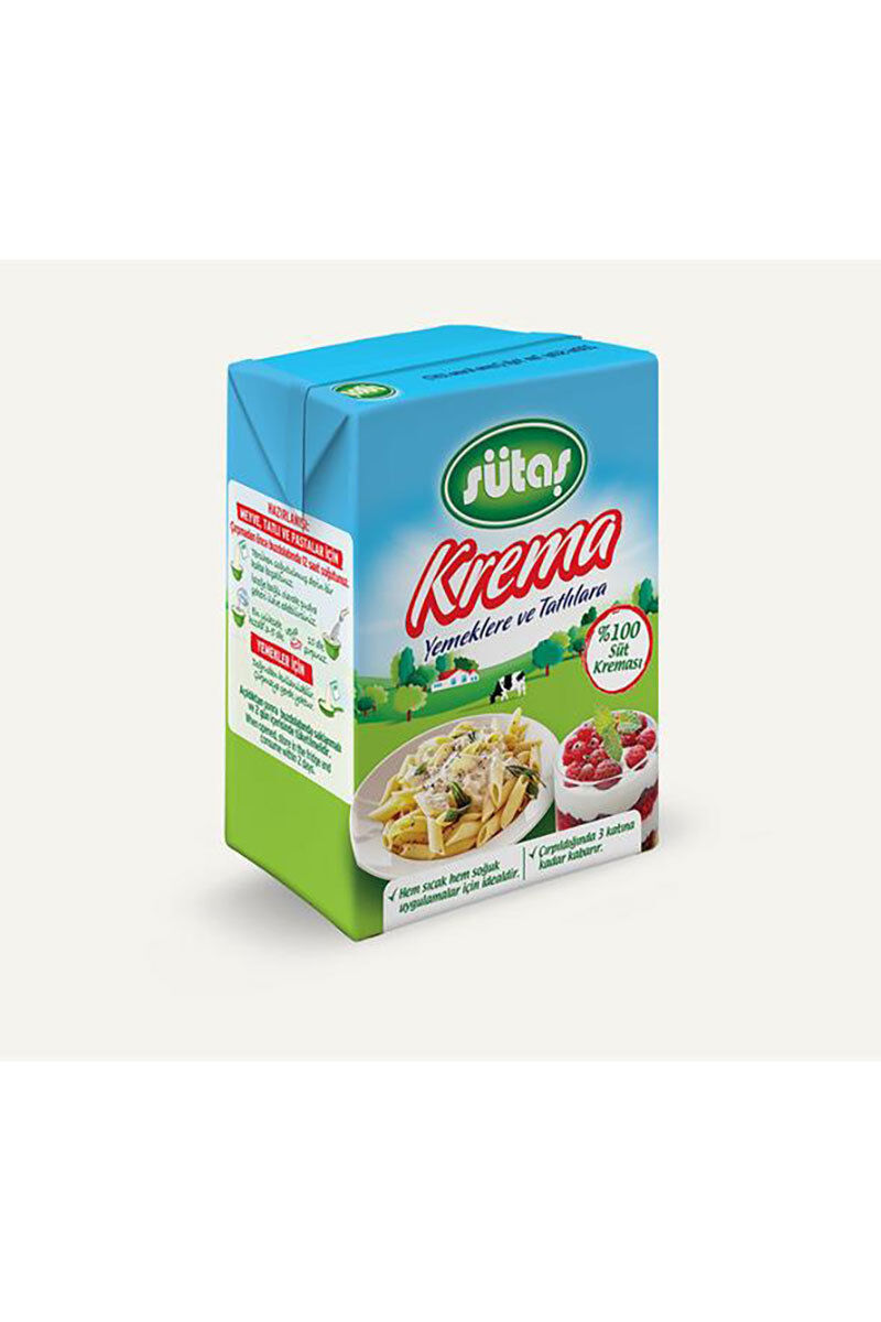 Image for Sütaş Krema 200 Ml from Kocaeli