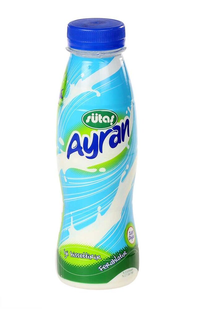 Image for Sütaş Şişe Ayran Genç 250 Ml from Bursa