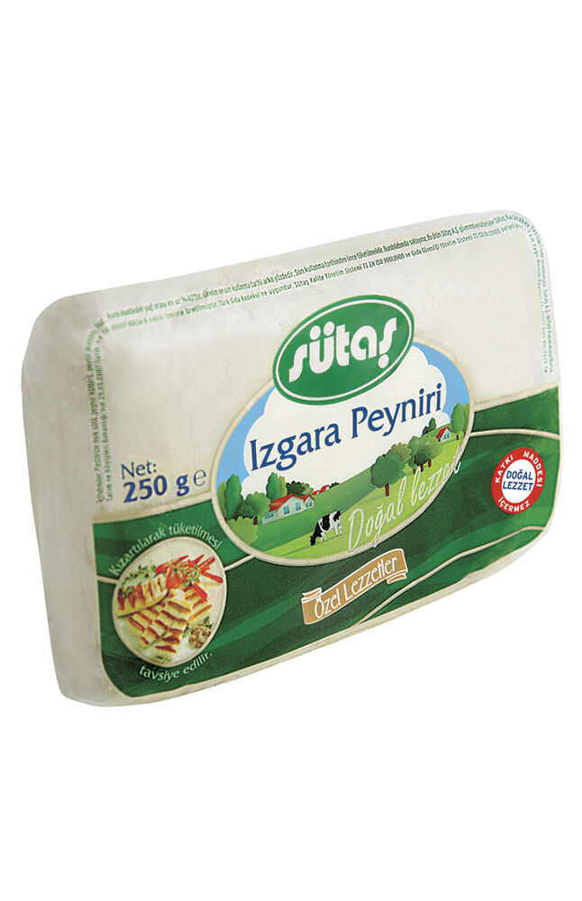 Image for Sütaş Izgara Peyniri 250 Gr. from Bursa