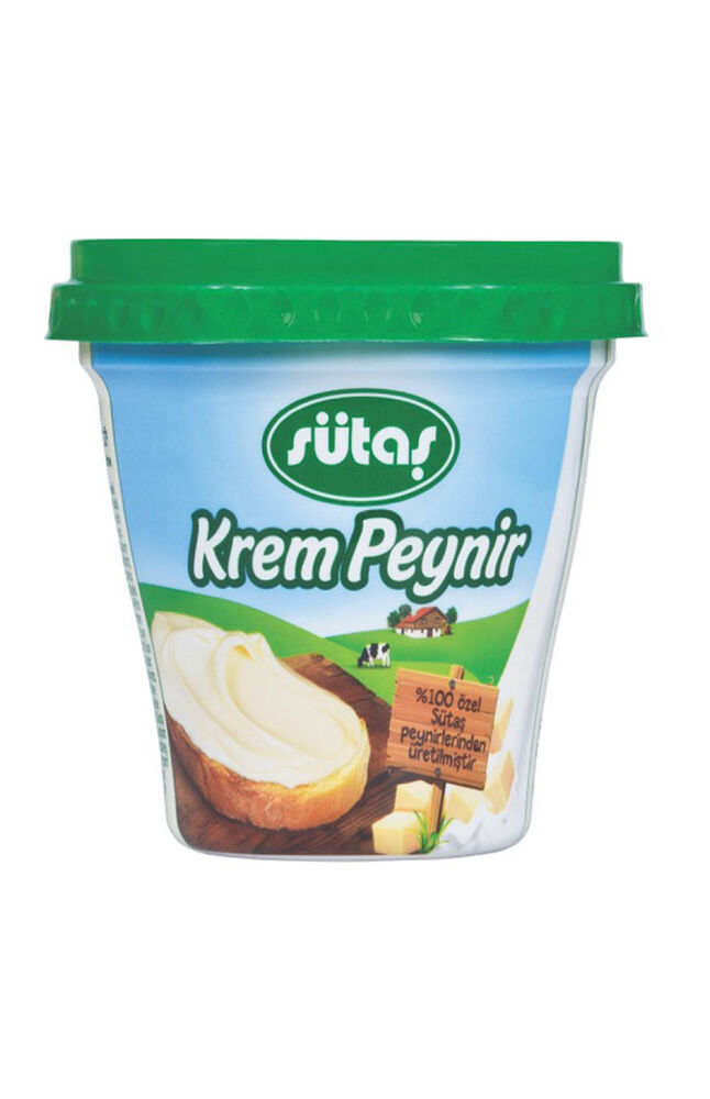 Image for Sütaş Krem Peynir 300 Gr. from Bursa