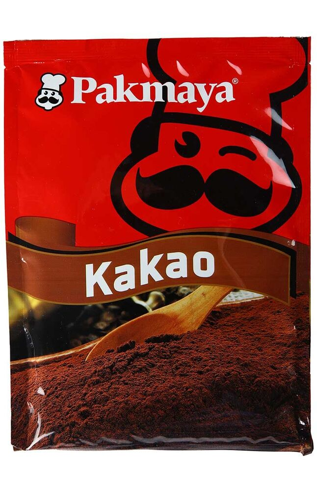 Image for Pakmaya Kakao 50 Gr from Antalya