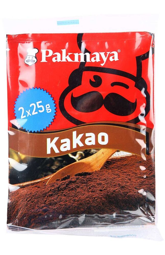 Image for Pakmaya Kakao 2 X 25 Gr from Eskişehir