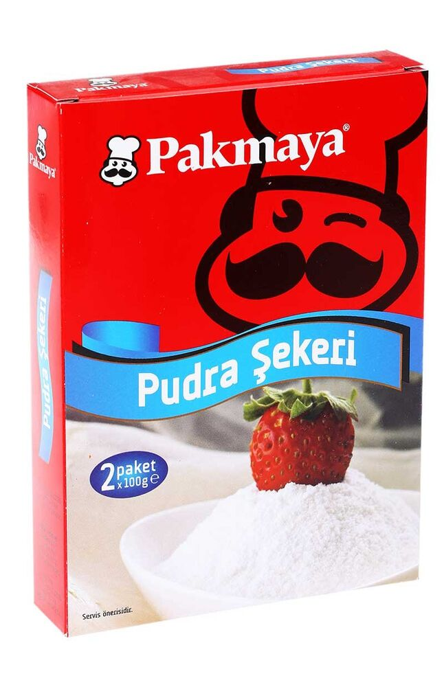 Image for Pakmaya Pudra Şekeri 200 Gr from Bursa