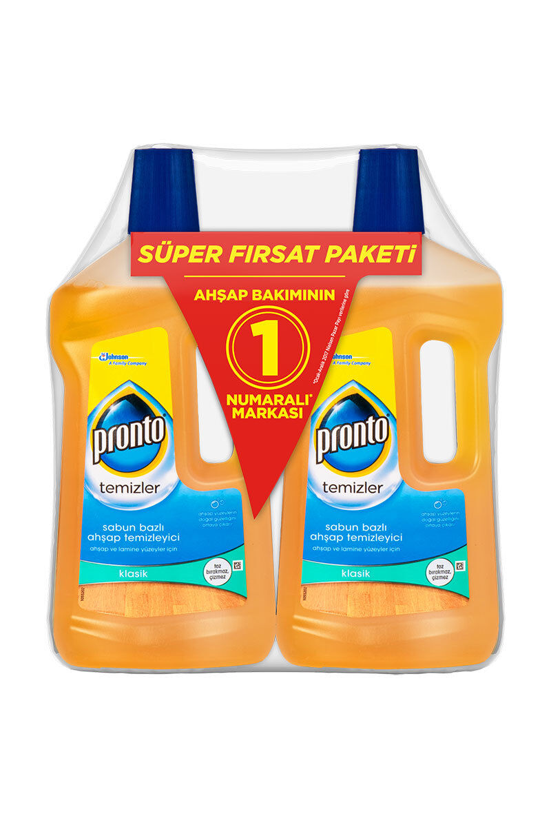 Image for Pronto Ahşap 750 Ml 2 Li Set from Bursa