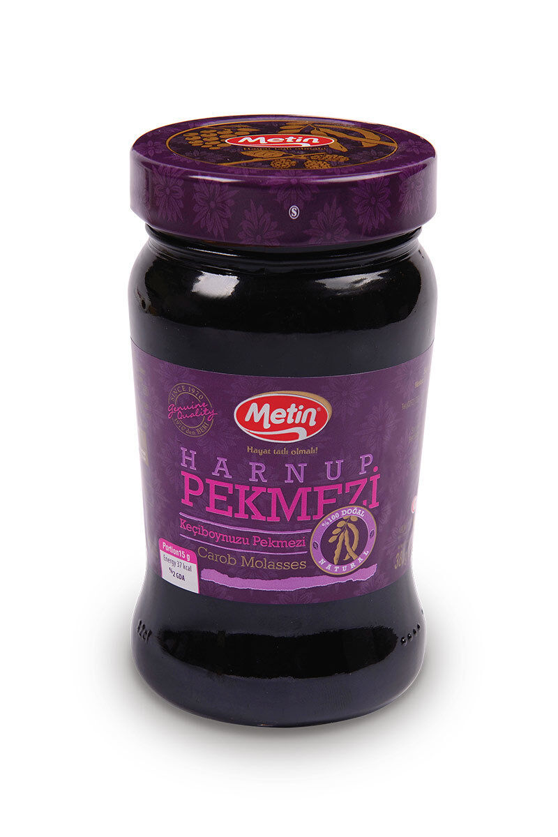 Image for Metin Harnup (Keçiboynuzu) Pekmezi 380Gr. from Bursa