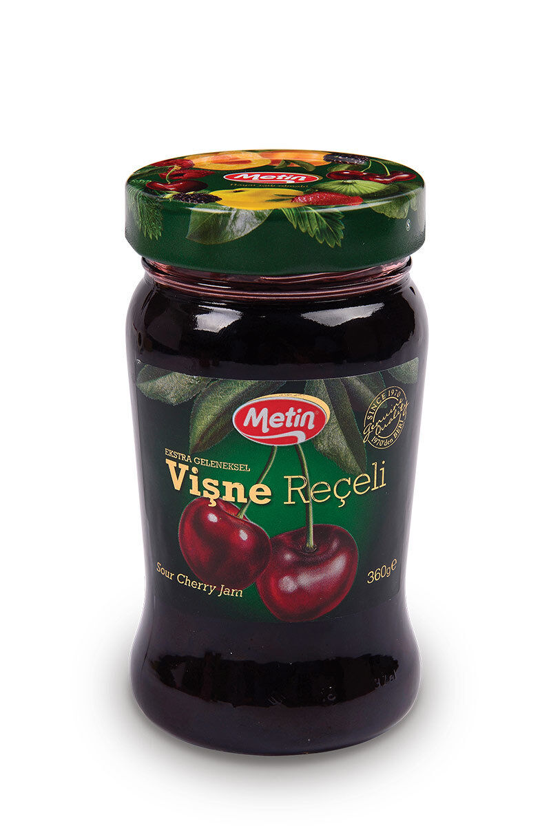 Image for Metin Reçel Vişne 360Gr. from Bursa