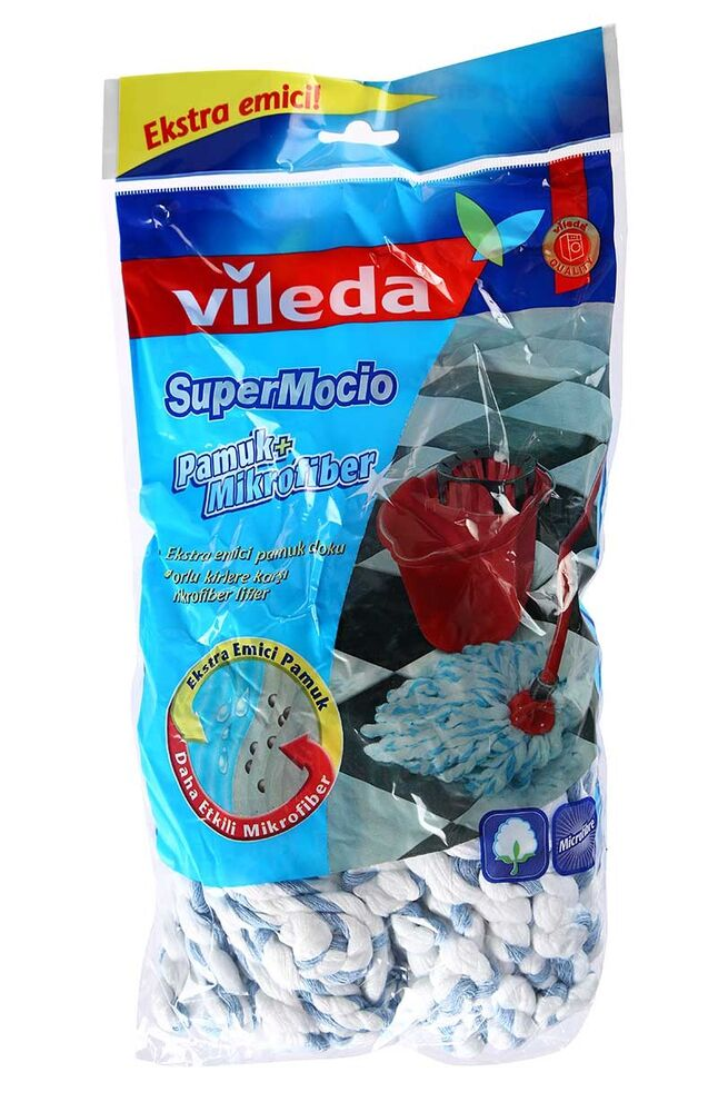 Image for Vileda Paspas Süpermocıo Mikrofiber from Bursa