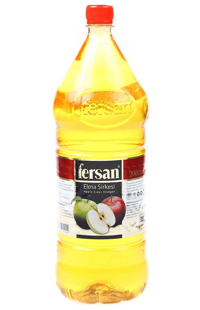 Fersan Elma Sirkesi 2000 Ml (Pet)