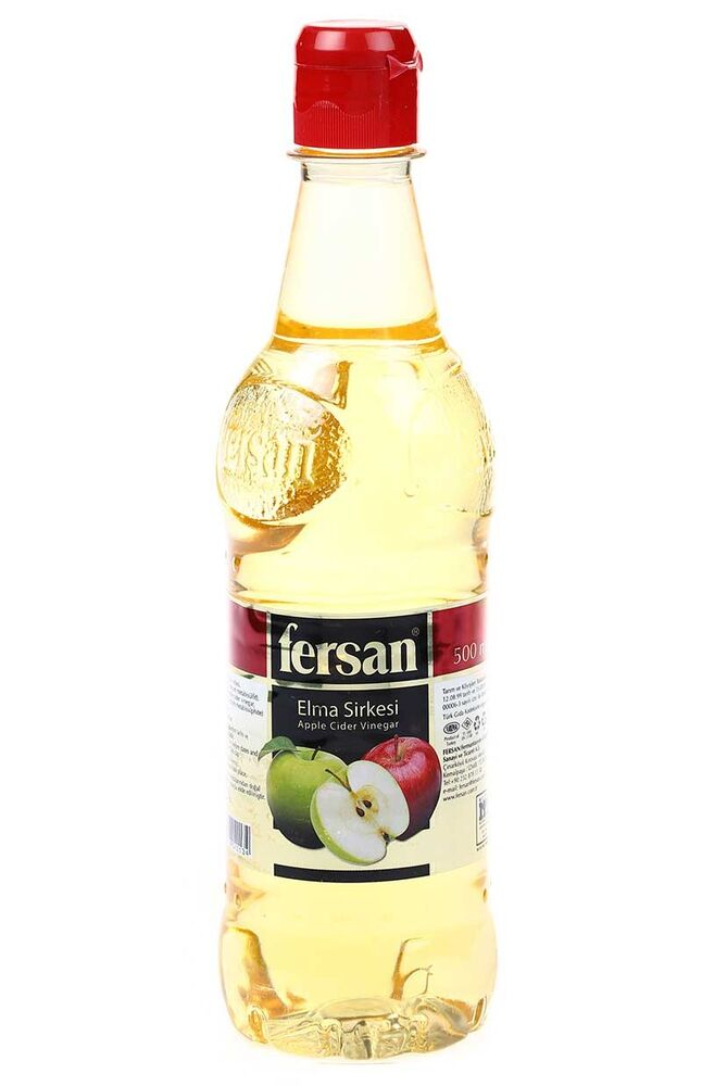 Image for Fersan Elma Sirkesi Pet 500 Ml from Eskişehir