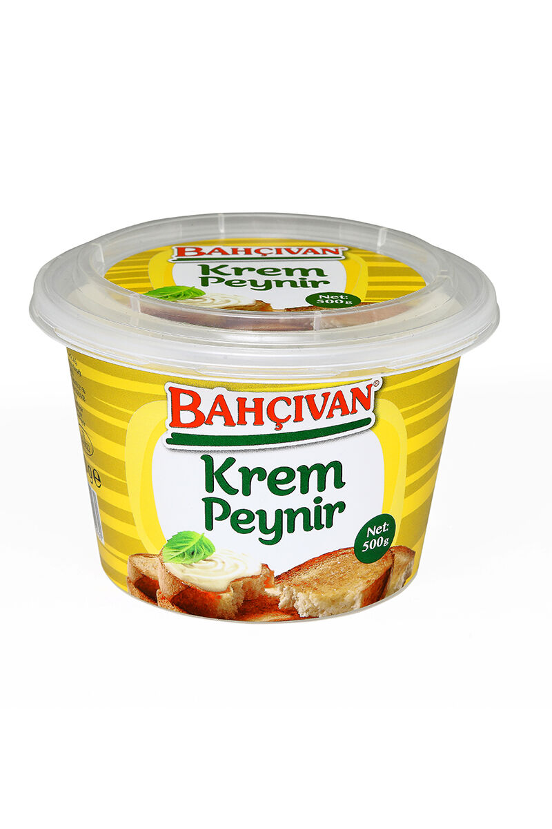 Image for Bahçıvan Krem Peynir 500 Gr from Bursa