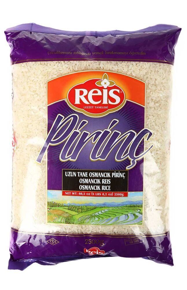 Image for Reis Osmancık Pirinç 2.5 Kg from Bursa