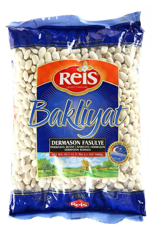 Image for Reis Dermason Fasulye 1 Kg from İzmir