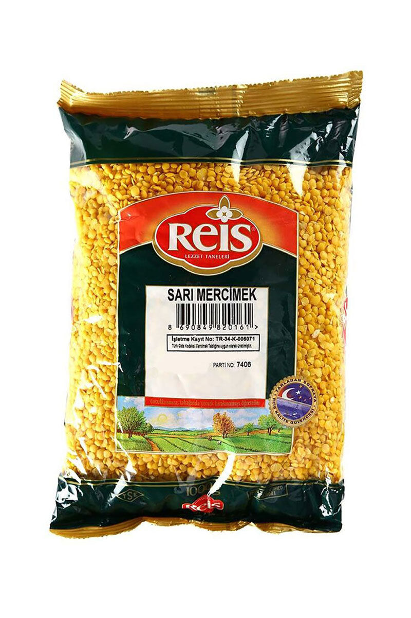 Image for Reis Sarı Mercimek 1 Kg from Kocaeli