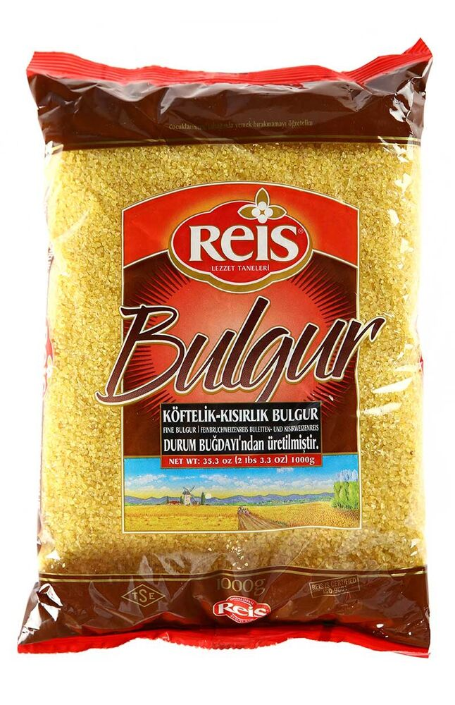 Image for Reis Köftelik Bulgur 1 Kg from İzmir