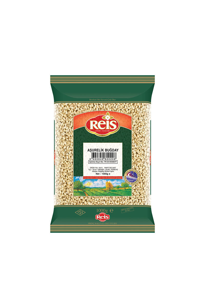 Image for Reis Aşurelik Buğday 1 Kg from Bursa