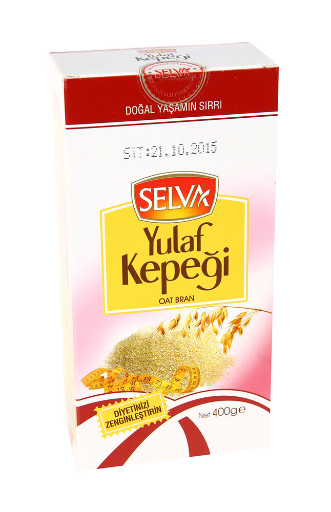 Image for Selva Yulaf Kepeği 400 Gr from Antalya