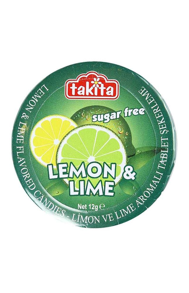 Image for Takita Şeker Limon Aromalı 12 Gr from Bursa
