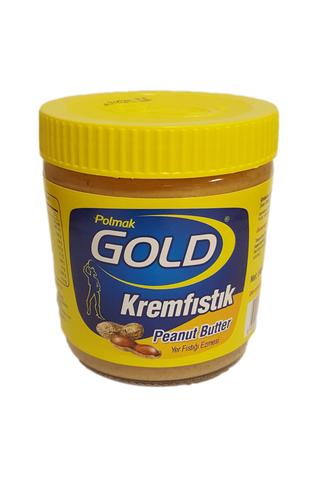 Image for Gold Krem Fıstık Ezmesi 340 Gr from İzmir
