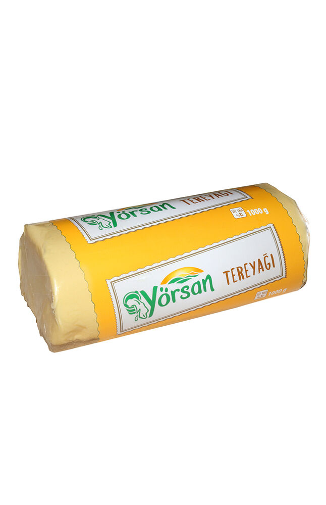 Image for Yörsan Tereyağı 1000 Gr from İzmir