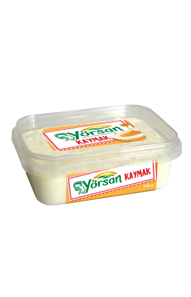 Image for Yörsan Kaymak 200 Gr from Kocaeli