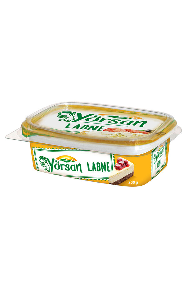 Image for Yörsan Labne Peynir 200 Gr from Kocaeli
