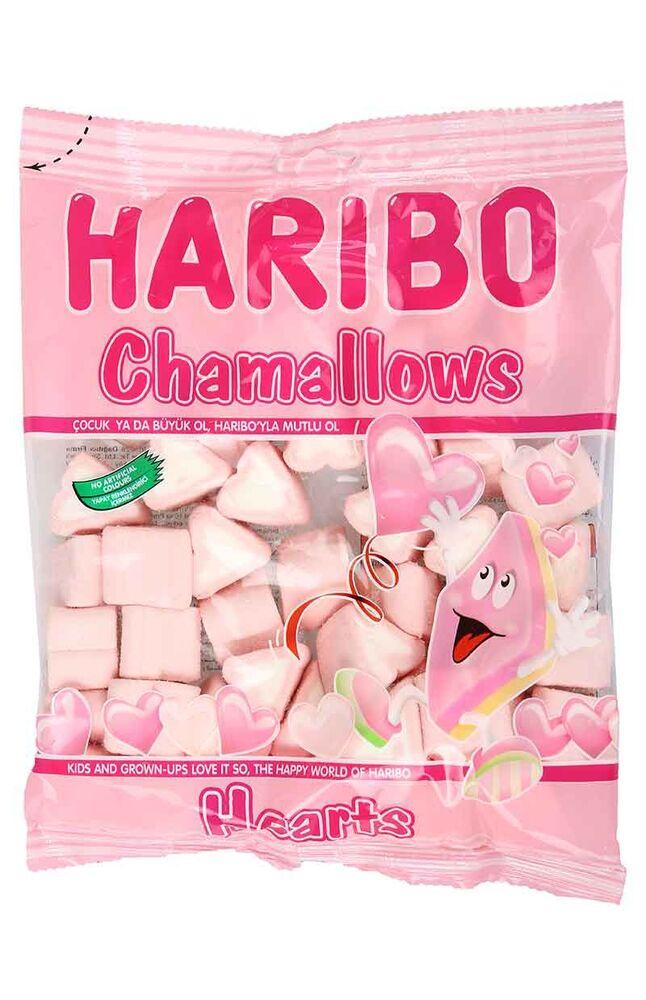 Haribo Chamallows 150 Gr.Hearts