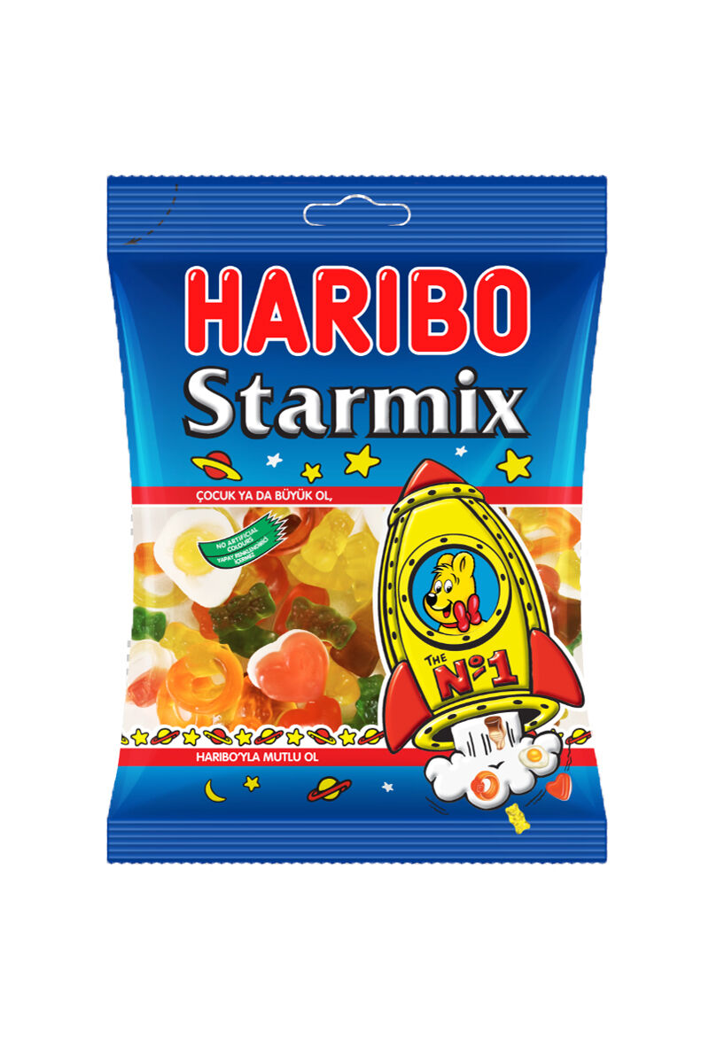 Image for Haribo Starmix Seker 80 Gr from Eskişehir