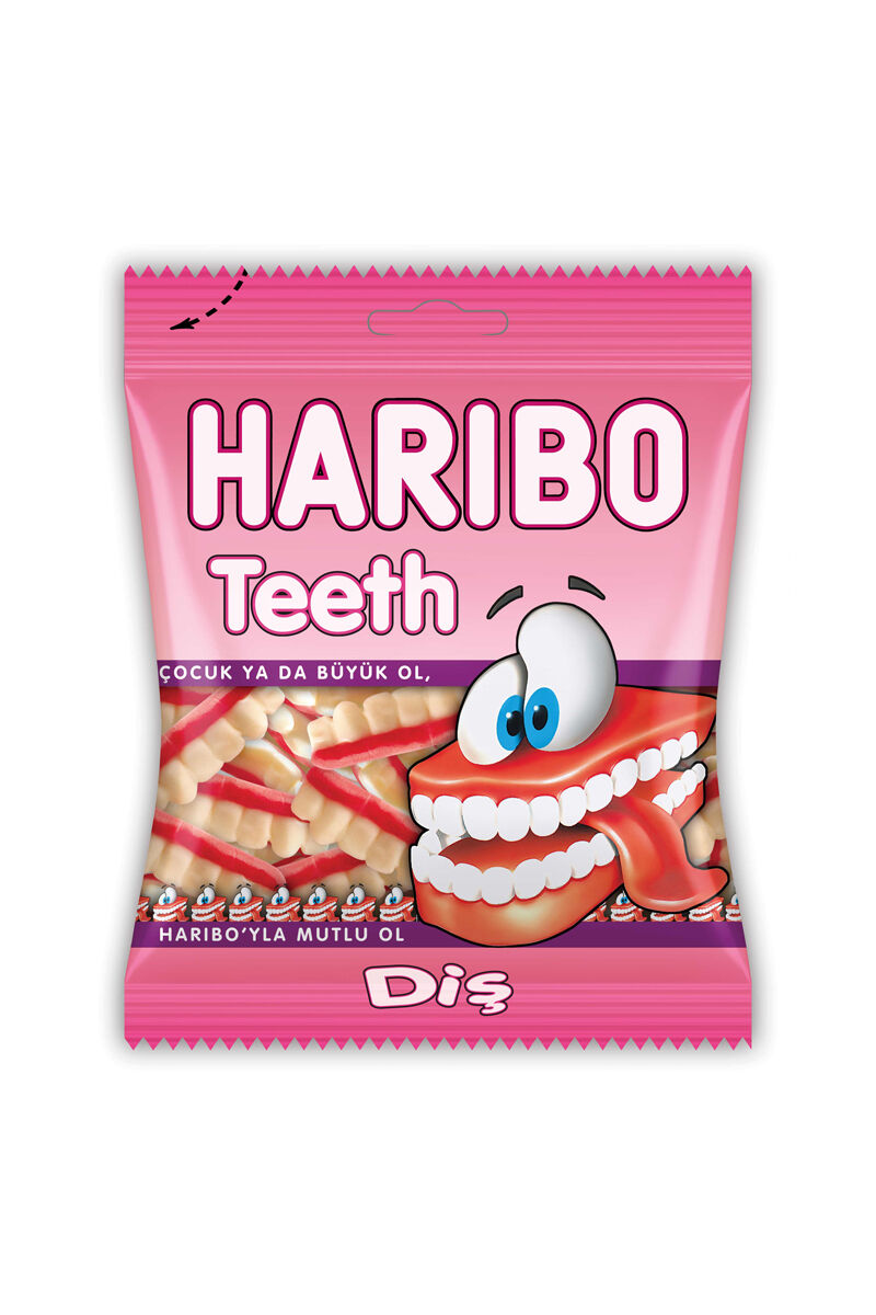 Image for Haribo Diş Şeker 80 Gr from Bursa