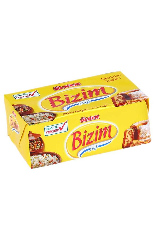 Image for Bizim Margarin 250 Gr Paket from Bursa