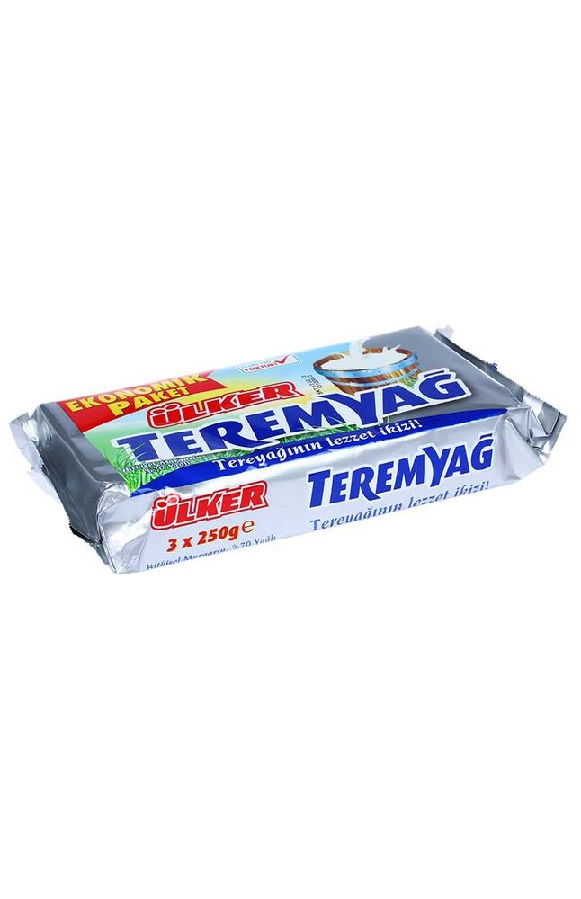 Image for Bızım Terem Margarin 250 Gr 3'lü from Eskişehir