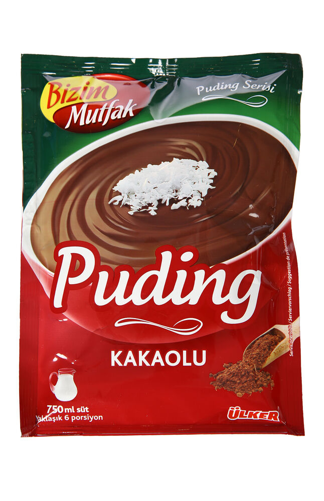 Image for Bizim Kakaolu Toz Puding 150 gr. from İzmir