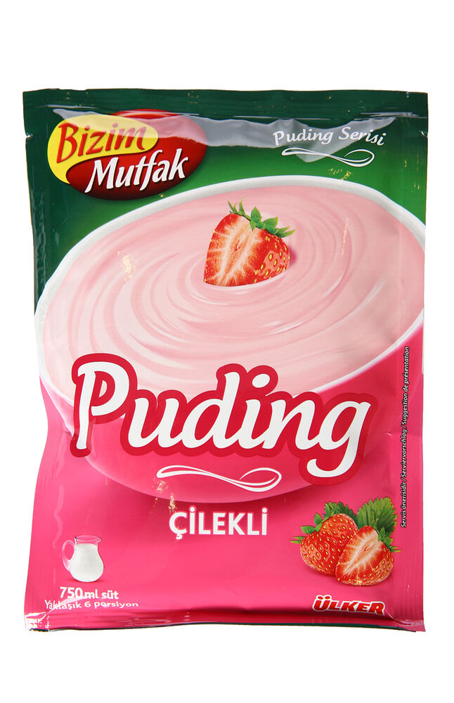 Image for Bizim Çilekli Toz Puding 125 gr. from Bursa