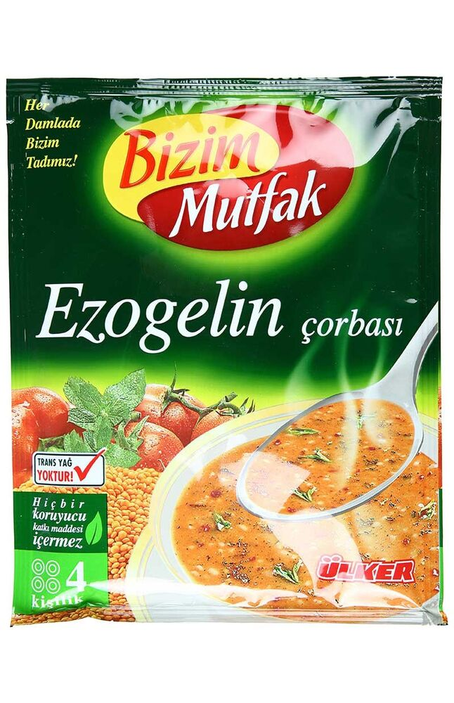 Image for Bizim Çorba Ezogelin 65 Gr from İzmir